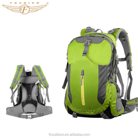 Custom 40L Nylon Hiking Camping Outdoor Backpack