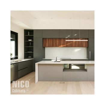 Modern Simple Design Kitchen Cabinet