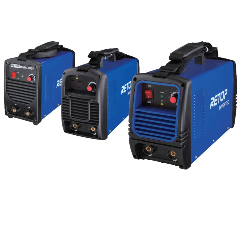 Electric Arc Welder Inverter Dc Mma140p Mosfet Shoulder ...