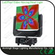 PC Controlled led video display moving head light