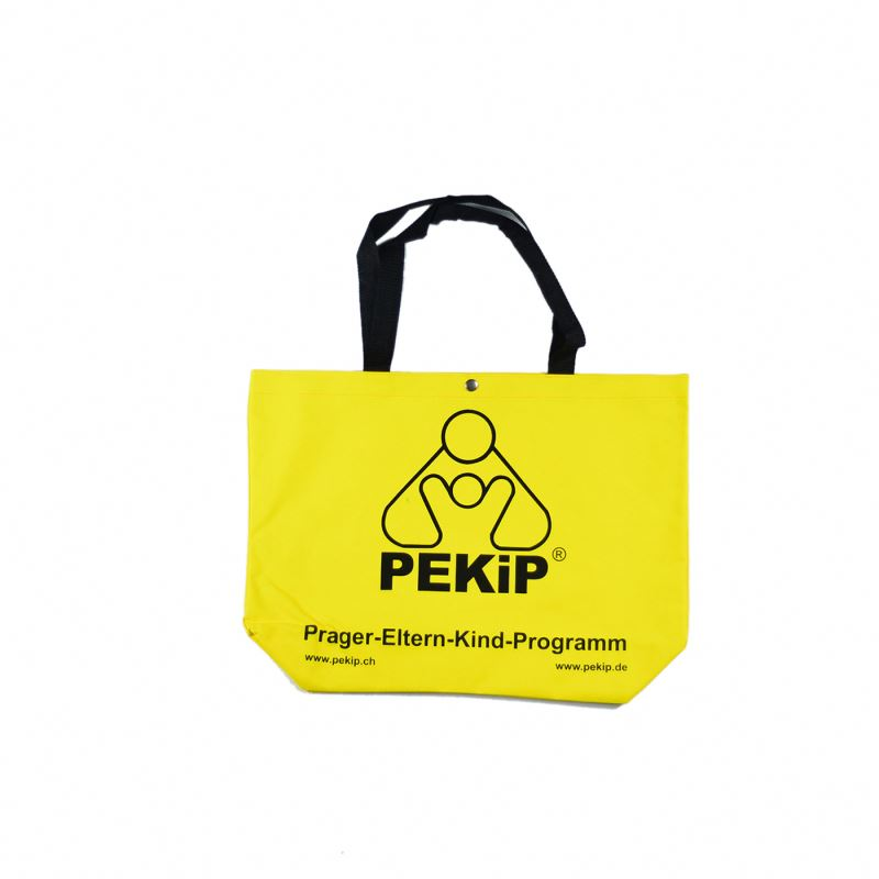 New recycle promotional tote bag/fashion shopping bag
