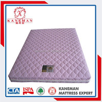 Luxury Inflatable Lounge Mattress From Mattress Manufacturer Made of Memory Foam, Latex Foam, Knitted Fabric and Pocket Spring