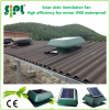 SUNNY FAN small type heat extracting fan roof mount turbo wind guide solar powered extraction fan for poultry farm HVAC systems