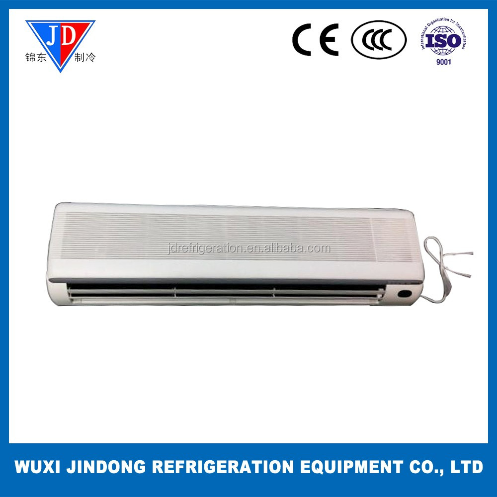 CE Certification air conditioner parts 12000BTU wall type fan coil