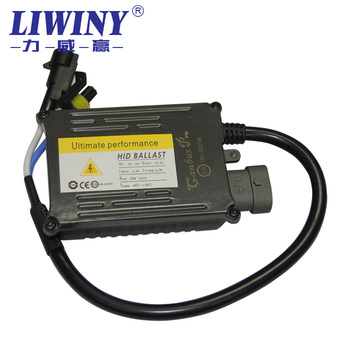 liwiny 40s 12v 35w 55w normal all in one canbus hid ballast 35w 23000v hid headlights for cars w211 fog lamp