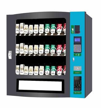 Multifunctional Wall Mounted Vending Machine For Cigarette Nescafe Coffee Tea