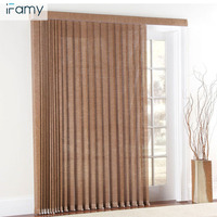 Motorized blind accessories electric vertical blinds for home