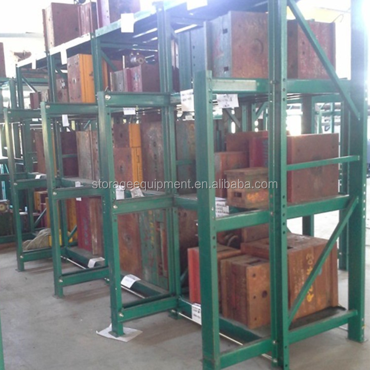 Injection Mold Storage Racks