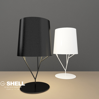 Modern Desk Table Lamp Material Battery Operated Lamps With Shade
