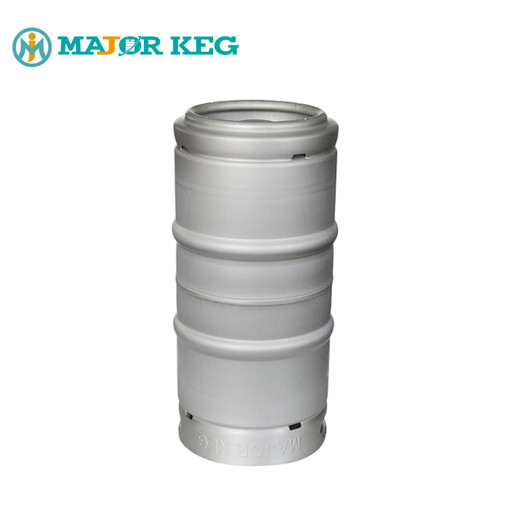 OEM different thickness 7.75 gallon stainless steel draft beer keg for sale