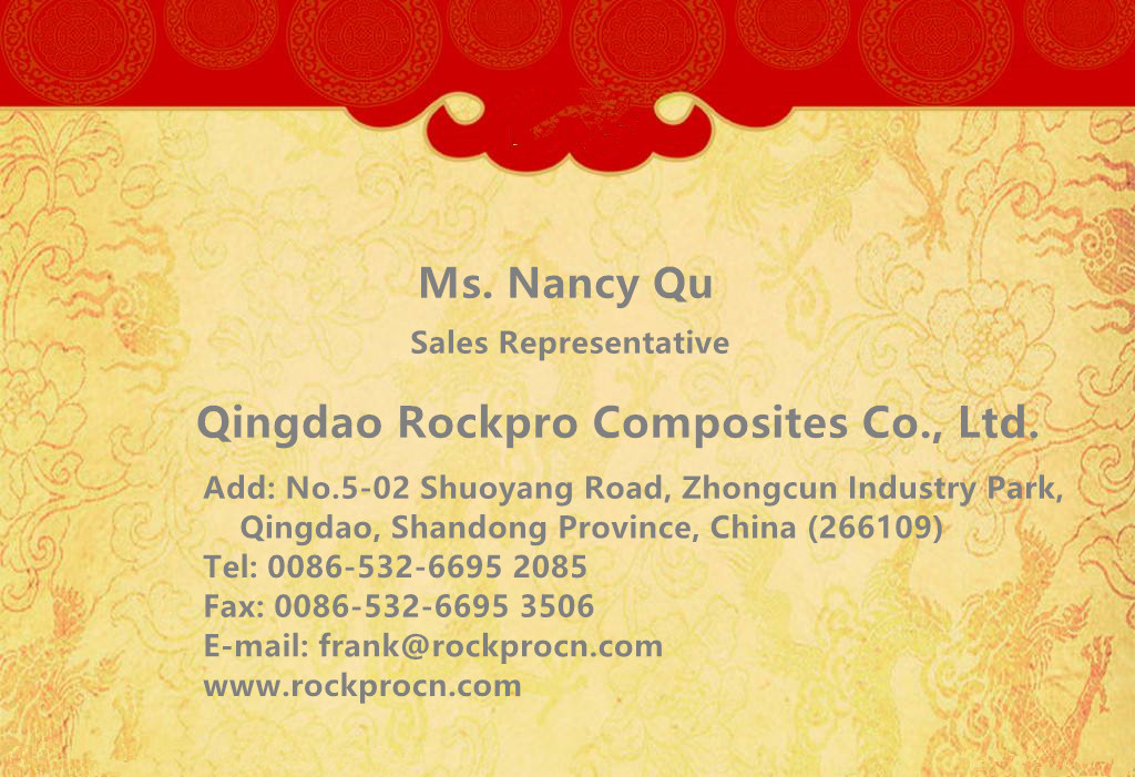 China CSM 100g 110g 135g powder emulsion Fiberglass Chopped Strand Mat from Manufacturer ROCKPRO