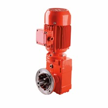 motor worm gear speed reducer supplier