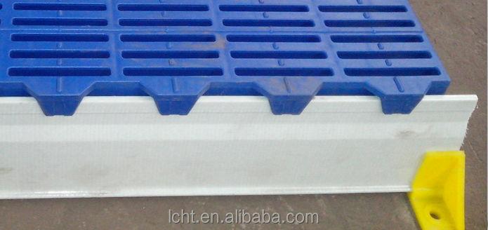 600mm 400mm Plastic Slat Floor For Pig Farm Pig Farm