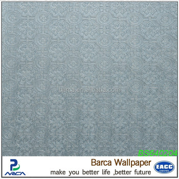 Italian designer wall covering waterproof embossed for Designer wallpaper sale