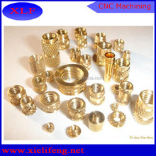 OEM precision brass CNC central machinery lathe spare parts