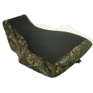 YAMAHA KODIAK 400/450 FITS MODEL YEAR 2000 AND UP ALSO FITS YAMAHA GRIZZLY 400/450/660 MODELS FOR ALL YEARS BLACL CENTER REALTREE HARDWOODS Will Custimize color upon request
