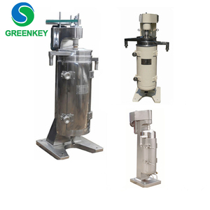 Separation Equipment Virgin Coconut Oil Centrifuge Machine, GF/GQ Food Oil Vegetable Oil Tubular Centrifuge