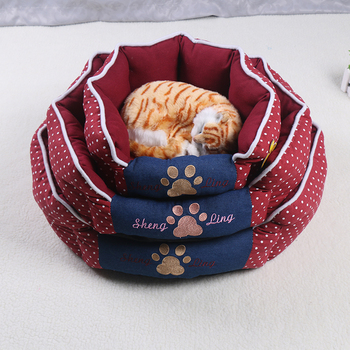 High quality pet goods beds home dog bed