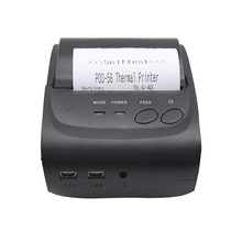 Mini printer printer thermal 58mm printer thermal <span class=keywords><strong>bluetooth</strong></span> ponsel portabel ios android