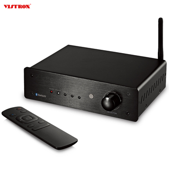 Home Audio 2 Channel  CSR 4.2  Bluetooth Amplifier With Remote Control Bluetooth HiFi Power Amplifier