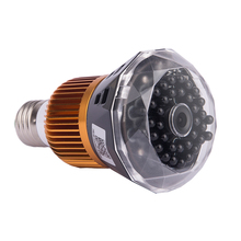 2.0MP HD Lampu IP WIFI <span class=keywords><strong>SPY</strong></span> Cam DVR P2P Bulb 36LED Wireless <span class=keywords><strong>Video</strong></span> Kamera Keamanan
