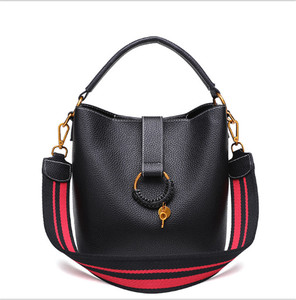 handbags fashion Factory inexpensive delicate guangzhou large leather women bag handbag sets alibaba china