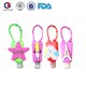 30ml customer made brand silicone cover hand gel hand washing sanitizer