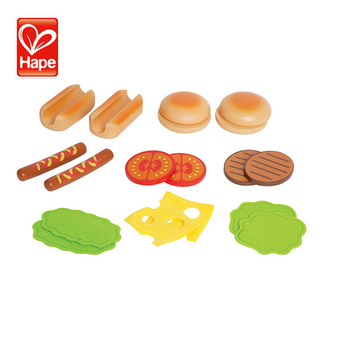 Competitive Price Baby Play Colorful Sliceable Toy Food Set Wooden Kitchen Sets Toy View Wooden Kitchen Sets Toy Hape Product Details From Hape International Ningbo Ltd On Alibaba Com