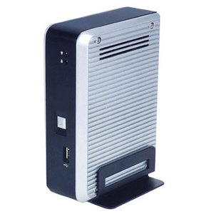 Fanless Thin Client, Mini PC (Ge-4850, w/1.2GHz CPU, 512MB, PXE diskless boot )