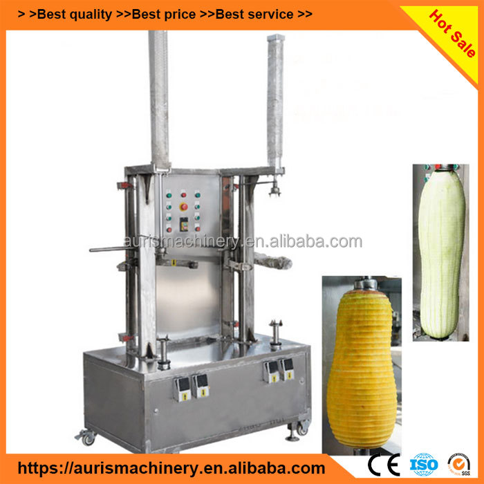 High efficiency watermelon/Papaya/Wax guard/ big taro peeling peeler machine
