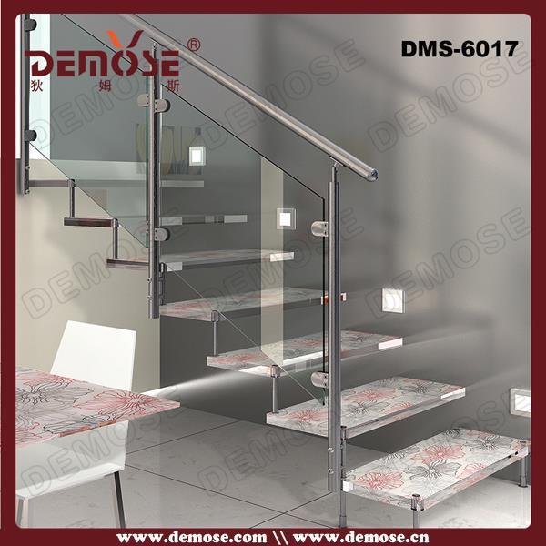 De Lujo Escaleras De Interior Moderno De Granito De