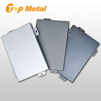 China supplier Factory price aluminium facade panels/high quality aluminum solid panels/aluminum sheets for wall cladding