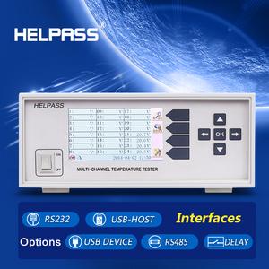 Multi-channel Temperature Data Logger, Multi-channel