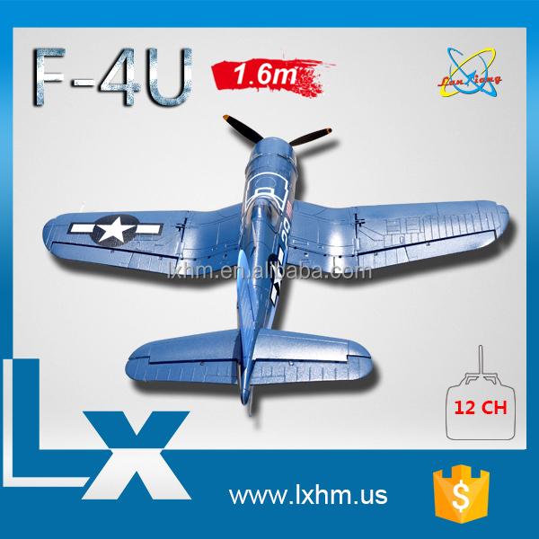 China Rc Avion Lx F4u Corsair