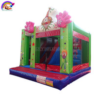 Newest playground equipment kids party inflatable jumper bouncer house for fun