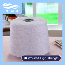 Ne 40/1 100% cotton combed yarn dyed wholesales
