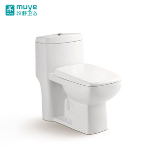 White American standard one piece water closet excellent quality sanitary ware CUPC toilet