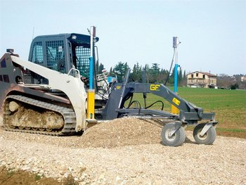 Grader Attachment - Buy Grader Attachment Skid Steer Loader Product on  Alibaba com
