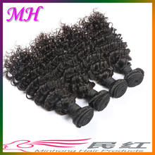 Indian Deep Waves Human Hair Extension Deep Waves Color 33 Deep Waves Weave Pictures