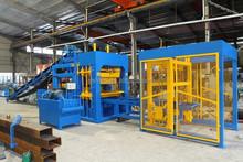 Small Manual Mobile Block Making Machine Brick Making Machine production line