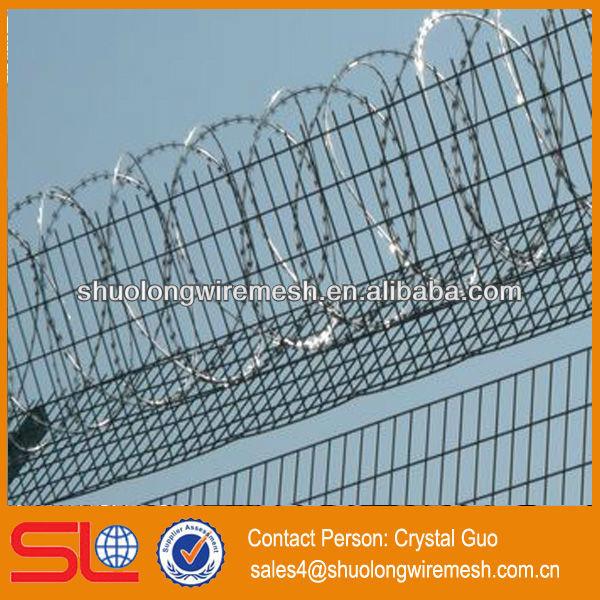 Plastic Barbed Wire,Pvc Razor Wire Mesh,Galvanized Cyclone Wire ...