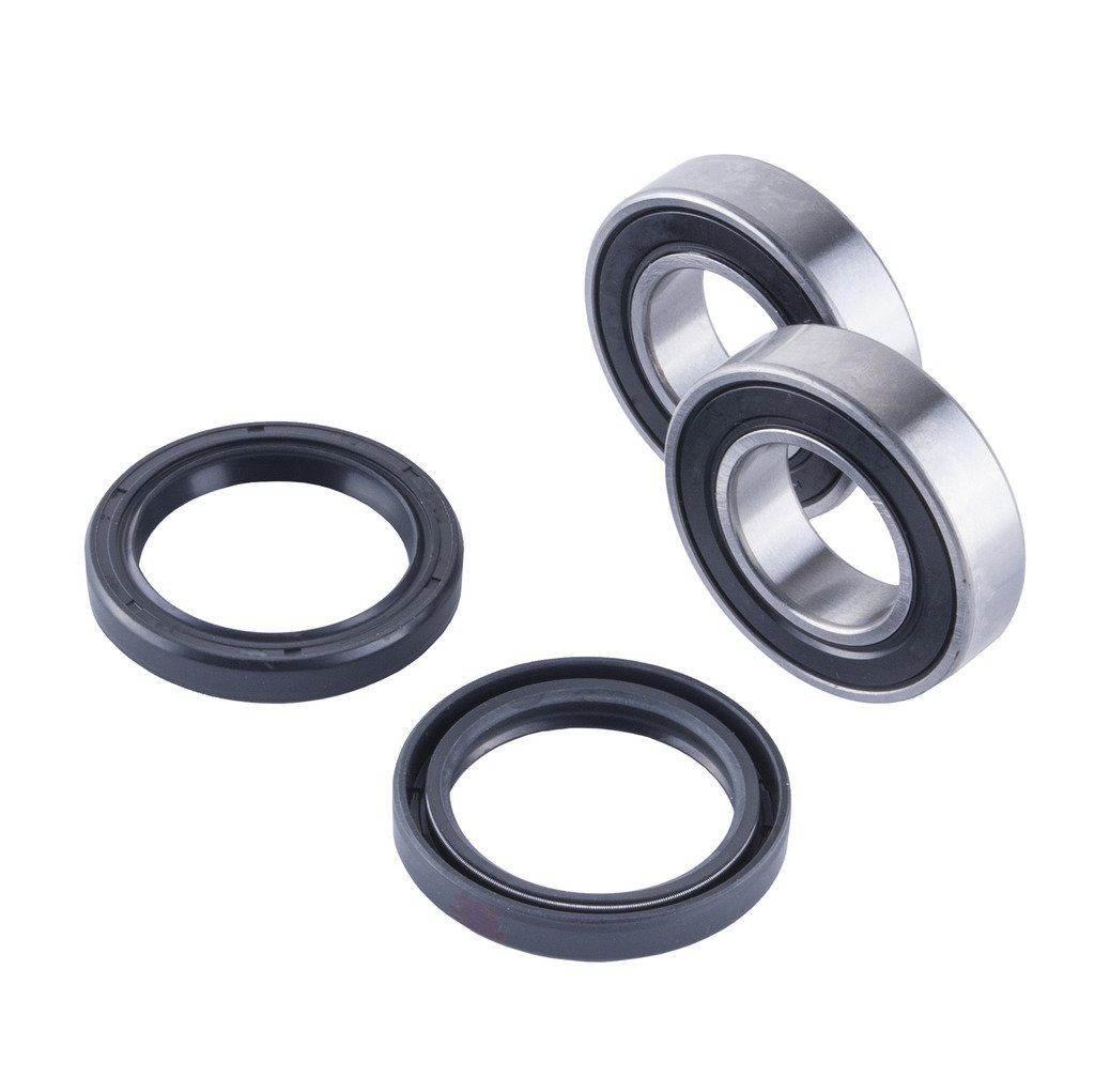 Kawasaki Mule front wheel bearings & seals 2510/3010/4010 2001 2002 2003 2004 2005 2006 2007 2008 2009 2010 2011 2012 2013