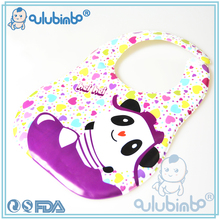 High quality Baby Bibs Cartoon Printed EVA Material For Toddlers Kids In Stock