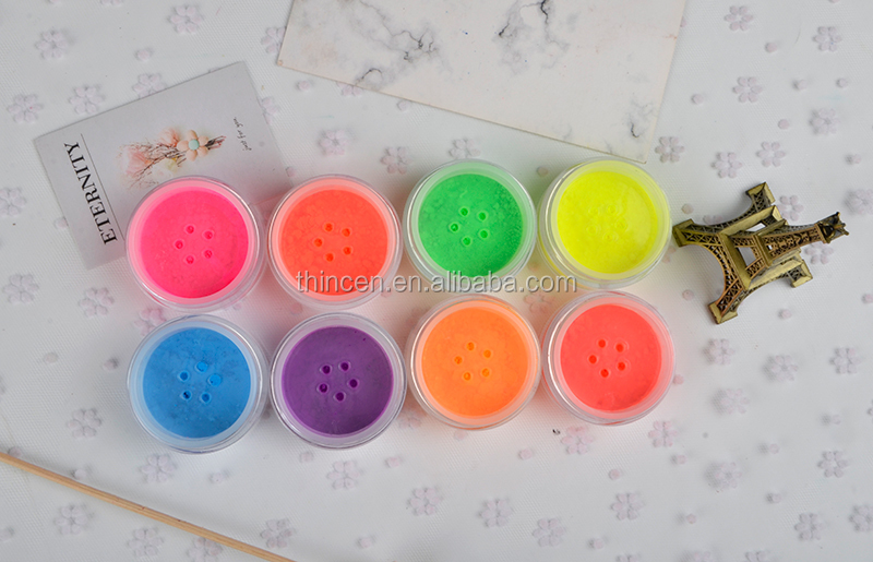High Quality Cosmetics No Logo Loose Neon Eyeshadow Pigment