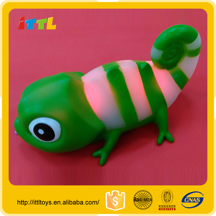 Newest Early Educational Speaking and Learning kids soft lizard toy suitable for 6 to 12 month baby