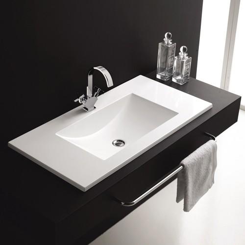 Cupc Bathroom Ceramic Under Wash Basin Cabinet For North America Sn1548 80 Buy Wash Basin