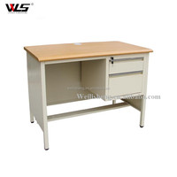 Luoyang WLS High Quality Space saving cheap computer desk for office use