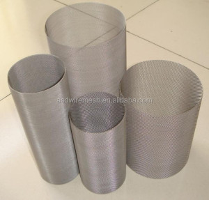 SS carbon mesh filter discs(factory)