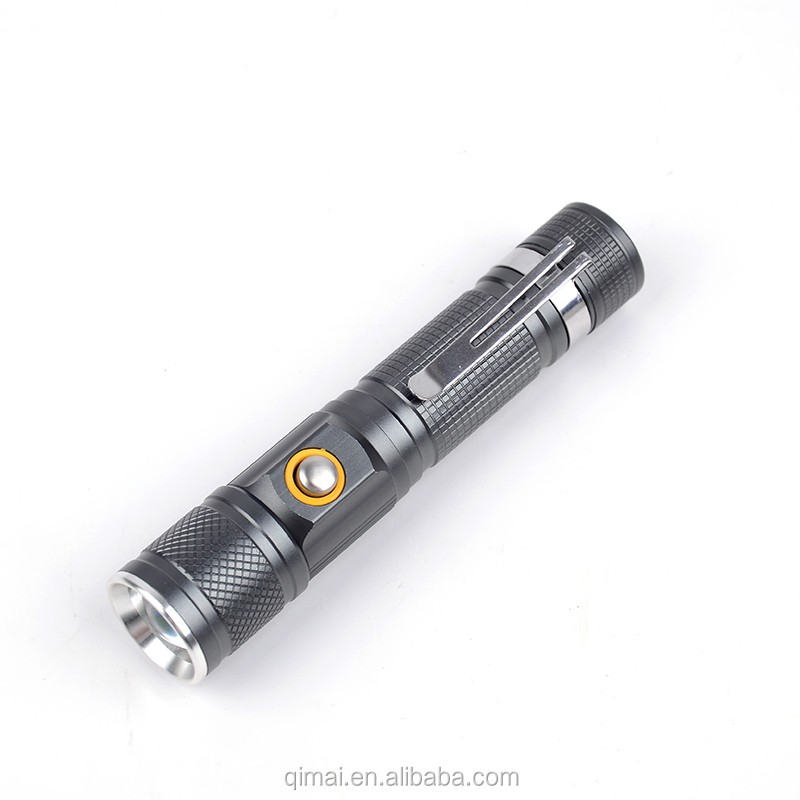 2017 Paling Populer Stronglite Industri Led Torch Light Rechargeable