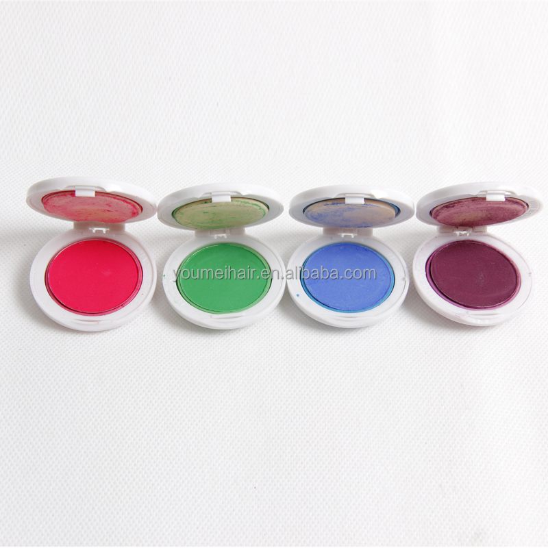 100% Harmless Removal Hair Pressed Powder For Hair Color Dyed